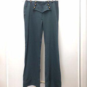 Ladies Clothing Ajoy Dark Teal Pants Size 12